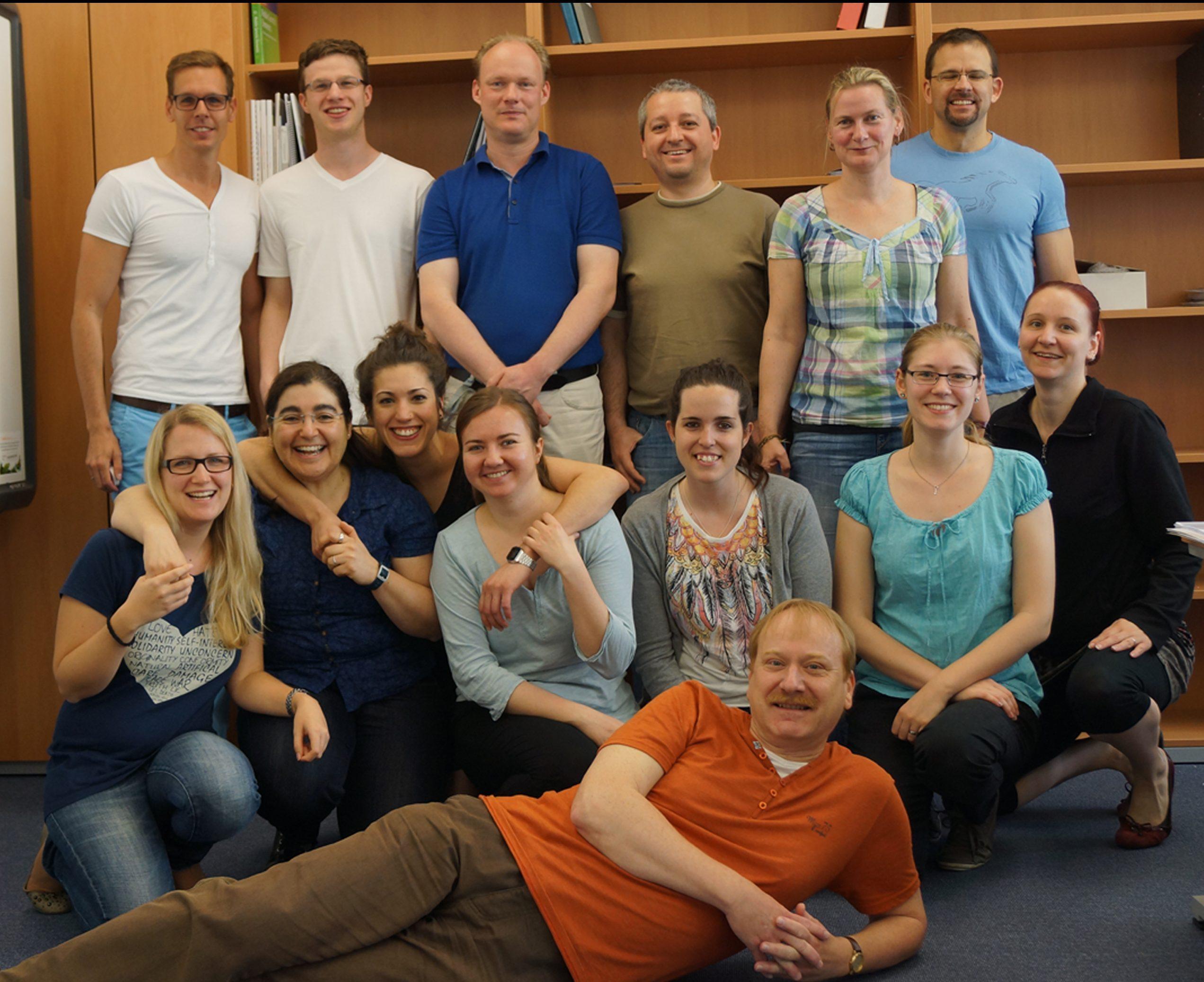 The Bundesinstitut für Impfstoffe und Biomedizinische Arzneimittel team